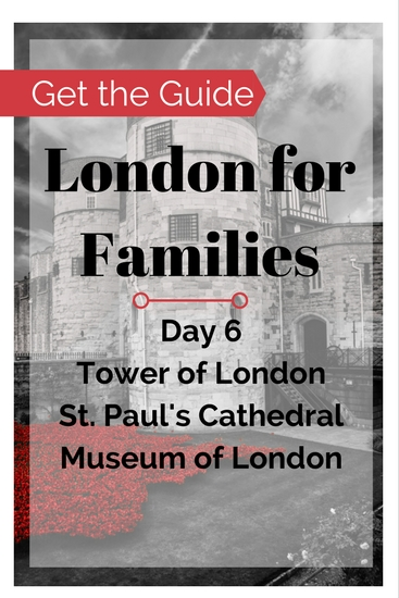 london for families travel guide